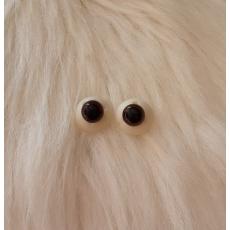 10mm İthal Amigurumi Göz (Kahverengi)